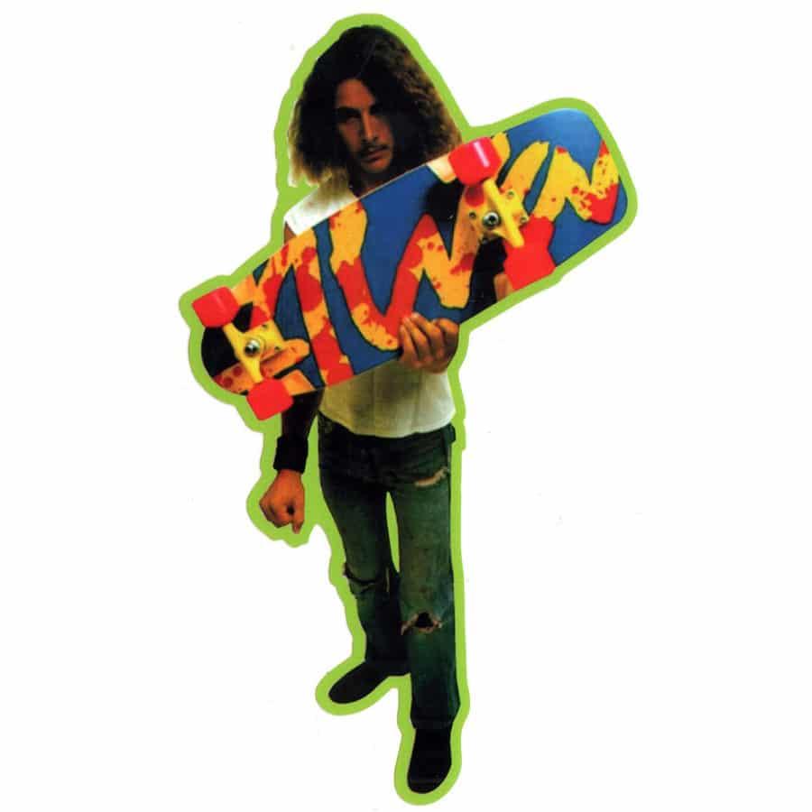 Autocollant Tony Alva skate