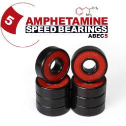Amphetamine Abec-5 | Roulements skateboard