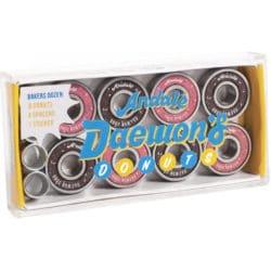 Jeu de 8 roulements de skate Andale Daewon Song Donut