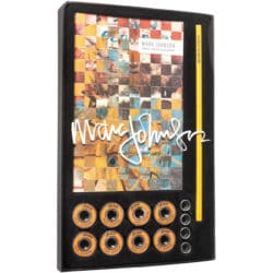 Andale Marc Johnson Notepad roulements