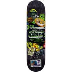 "Planche de Skate Antihero skateboards Cardiel Park Board Round Deck en taille 8.5"""