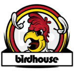 logo birdhouse eagle