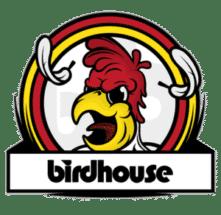 logo birdhouse eagle