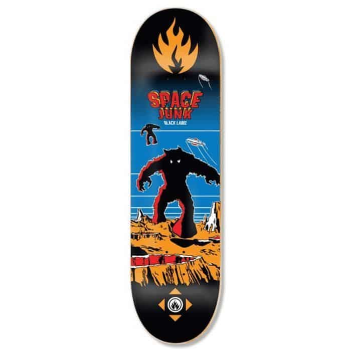 Black Label Space Junk Team deck 8.75""