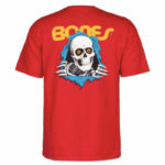 T-shirt Bones / Powell Peralta Ripper rouge