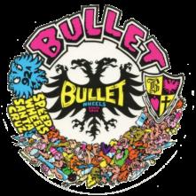 logo bullet multicolore