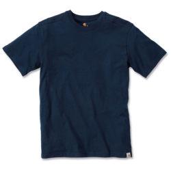 T-Shirt Carhartt Maddock bleu marine