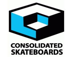 consolidated skateboards logo