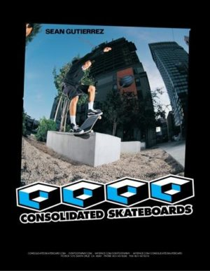 consolidated thrasher magazine Ads 2007