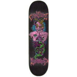 Creature Lockwood Maniacs, pro-model Cody Lockwood skate deck 8.25""