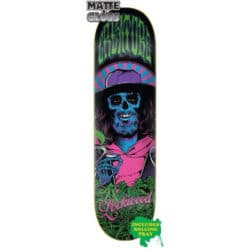 "Plateau de Skate Creature Smokers Club Lockwood en taille deck 8.25"" x 32.0"""