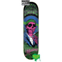 Creature Pro Smokers Club Martinez deck 8.6""