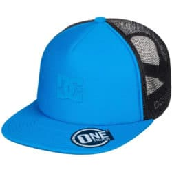 Casquette DC Shoes Greet Up Brilliant Blue (bleu)