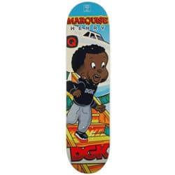 "Plateau de skate DGK Skateboards ""Nothing Quise"" Pro-model Henry Marquise en taille deck 8.1"""