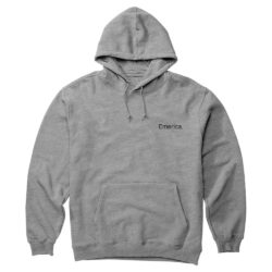 Sweat à Capuche Emerica Pure Triangle gris