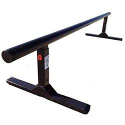 """Barre à slide et grind """"Flat Spot Basic"""" Rail Round pour pratique du skateboard"""