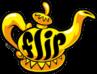 flip skateboards magic lamp logo