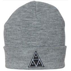 """Bonnet Huf """"Triple Triangle"""" gris"""