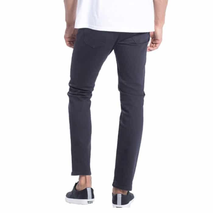 Pantalon Levi's Skate 511 Slim Caviar Bull BACK