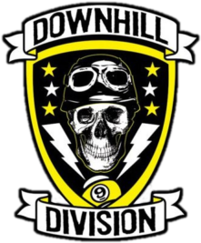 logo sector 9 downhill division