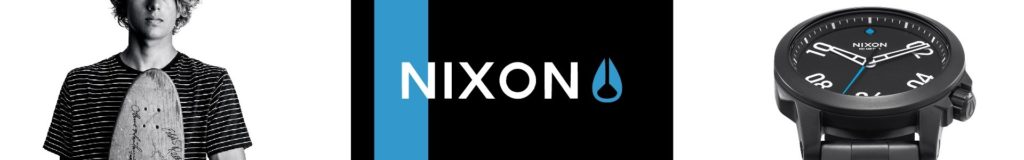 nixon skate & watches