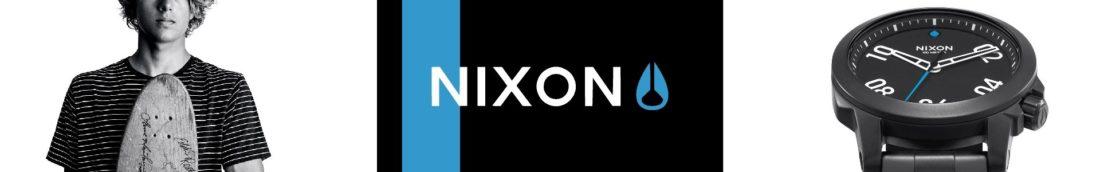 Montres et accessoires Nixon en stock