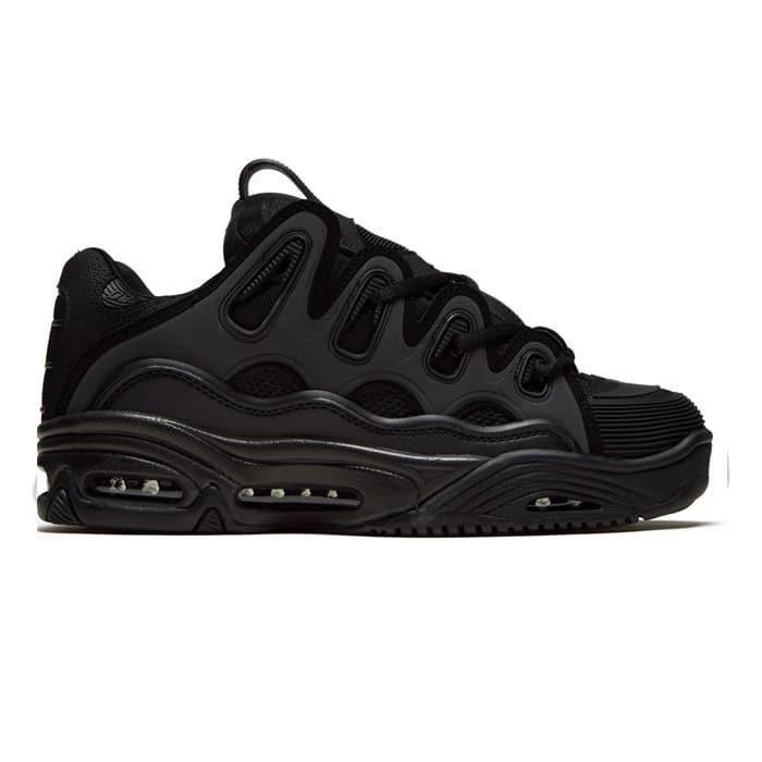 Chaussures Osiris D3 2001 en couleur Black