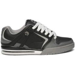Chaussures de skate Osiris Osiris Men's Pxl de couleur noir / gris