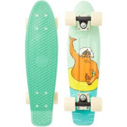 Skate Cruiser Penny Australia jungle party brillant en taille 22""