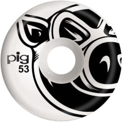 "Pig Wheels ""3D Conical"" 53 mm"