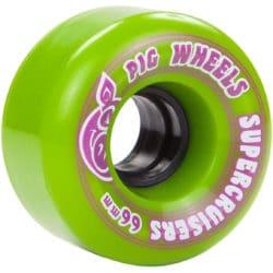 "Roues Pig Wheels ""Supercruiser II"" 66 mm"