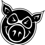 Pig Wheels logo