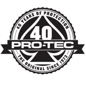 Pro Teck Logo 40 years