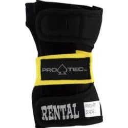 Pro Tec Rental, Protèges-poignets Skateboard haute qualité en taille adulte