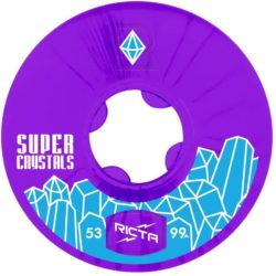 roues ricta super crystal violet 53mm