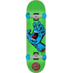 "Skateboard complet SANTA CRUZ Screaming Hand en taille deck 7.5"" x 30.6"""