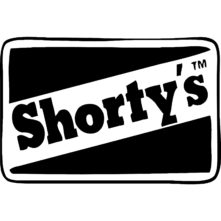 logo shorty's noir