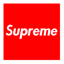 logo Supreme carré
