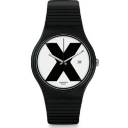 Montre Swatch XX-RATED Noire suob402