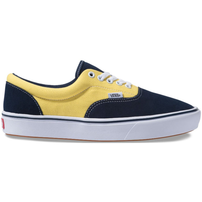 Vans Era | Bleu et jaune (Dress Blues Aspen Gold) | Skate.fr