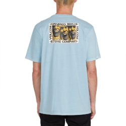 Tshirt Volcom CJ Collins Cool Blue (back)