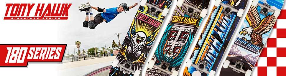Produits Tony Hawk Skateboards en stock