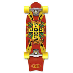 Skate Cruiser Complet Dogtown Death to Invaders 8.6""