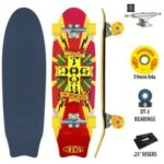 """Skate Cruiser Complet Dogtown Mini Death to Invaders en taille 8.6"""""""