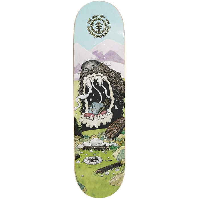 Element Nature Wins Bear deck