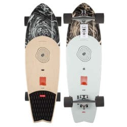 Skateboard Cruiser Globe Sun City en longueur 30″ et roues 65 mm / 83a