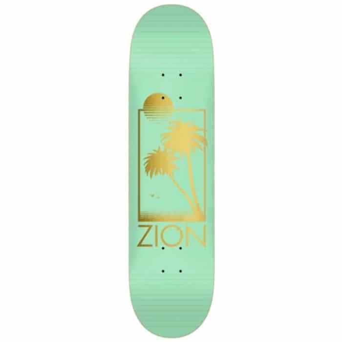 "Planche de Skate Real Skateboards Zion Sunset, pro-model Zion Wright en taille deck 8.38"" x 32.43"""