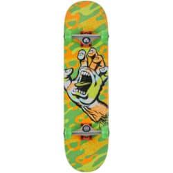 Skate complet SANTA CRUZ Primary Hand en taille deck 8.0″