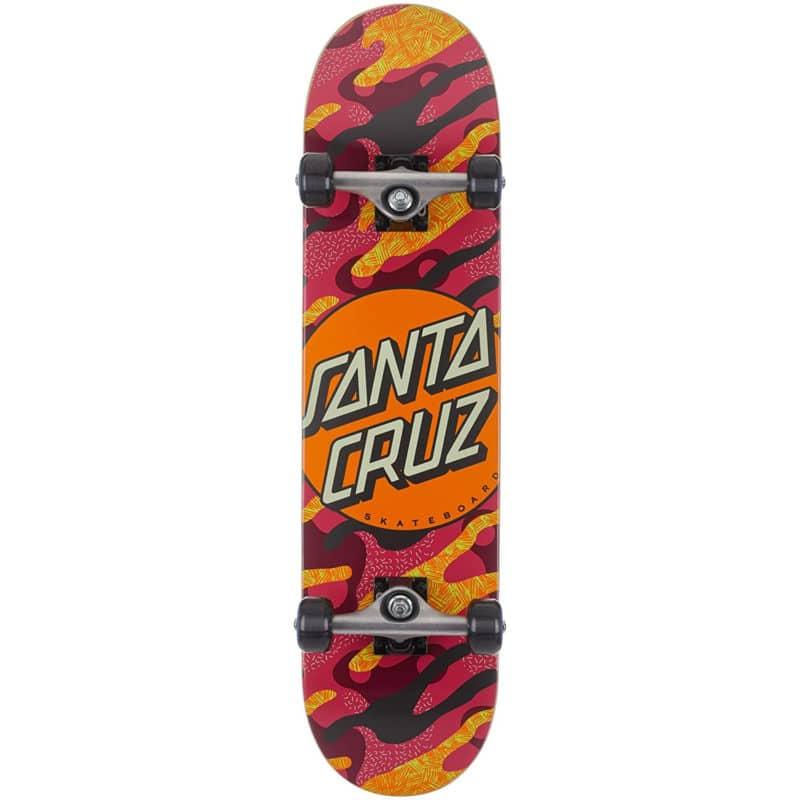 Skate complet SANTA CRUZ Primary Dot en taille deck 7.75″