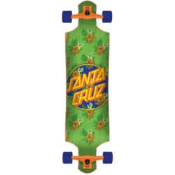 "Longboard Cruiser Santa Cruz Vacation Dot Drop Down en taille 10"" x 40"""